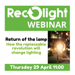 Return of the lamp: How the replaceable revolution will change lighting